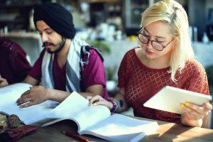 Study Student Education University Homework Concept